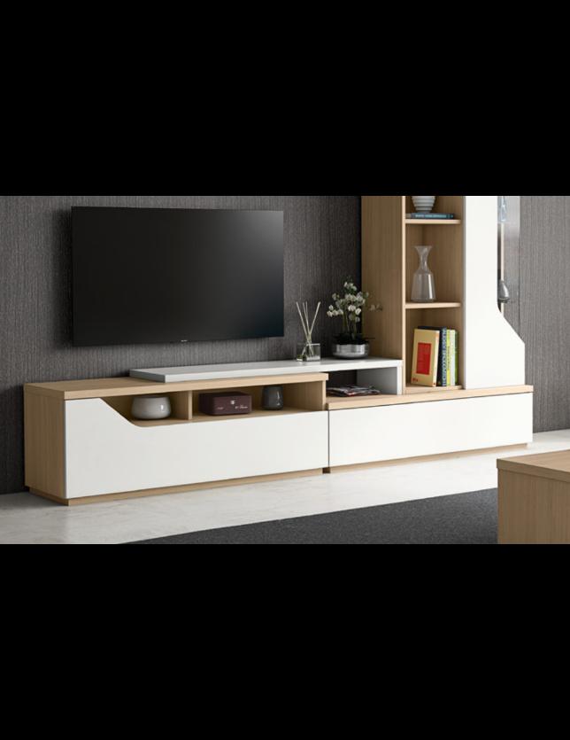 APOIO TV 1500 BAIXO CURVE - CR506