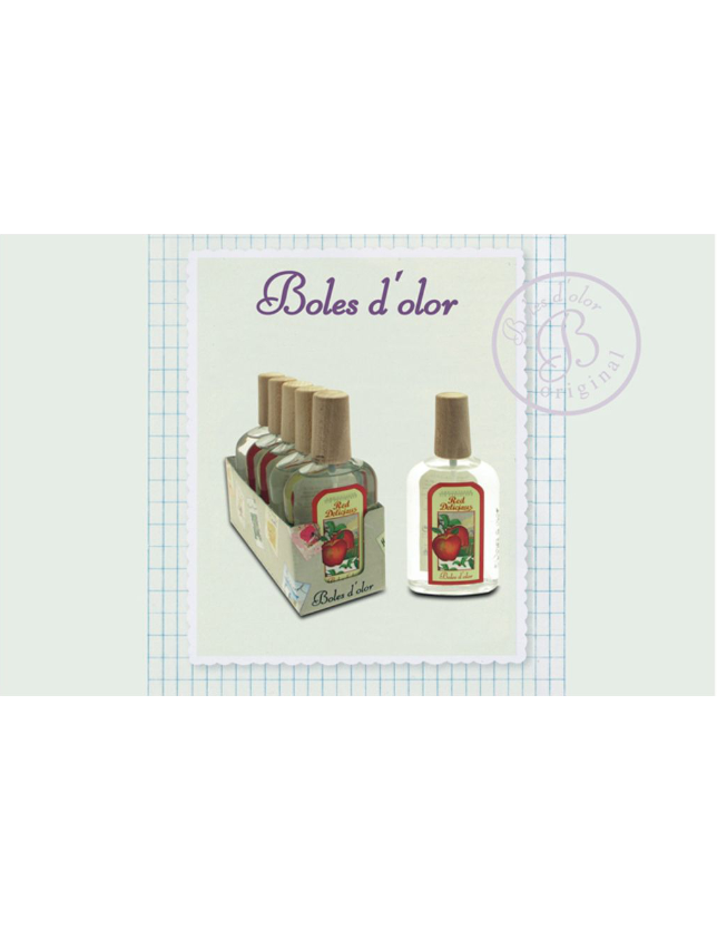 AMBIENTADOR spray 100ml Red Delicious 0134039 - CB081013