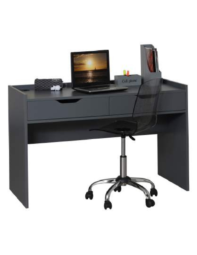 SECRETARIA 2 GAV LYON DARK GREY - 508307LA/LB