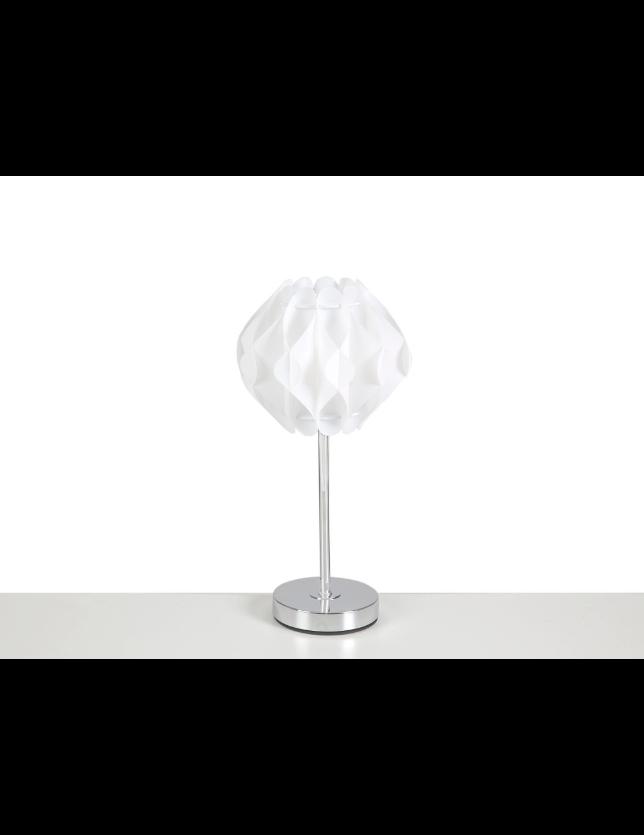 CANDEEIRO METAL ABAJOUR PVC - 11184