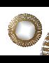 ESPELHO C/METAL DOURADO 100*41*110 18-079A - 72506294