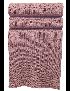 COLCHA STOCKOLM 220*260 ROSA VELHO C/GALAO - 92188730