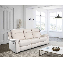 SOFA 3 LUG C/ 2 RELAX MANUAL MOZART BEGE - 1181