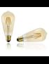 LAMPADA LED ST64 E27 FILAMENTO DIREITO 2W M24 - AM0002