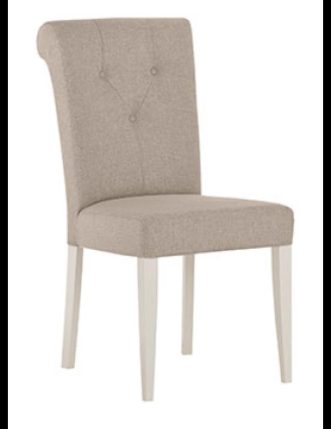 CADEIRA MONTREUX 3 BOTÕES ( assento e costa estofada) - 6290-09U